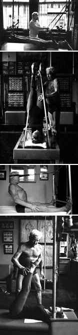 Romana's Pilates oefeningen Joseph Pilates