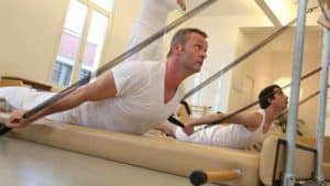 True-Pilates voor mannen