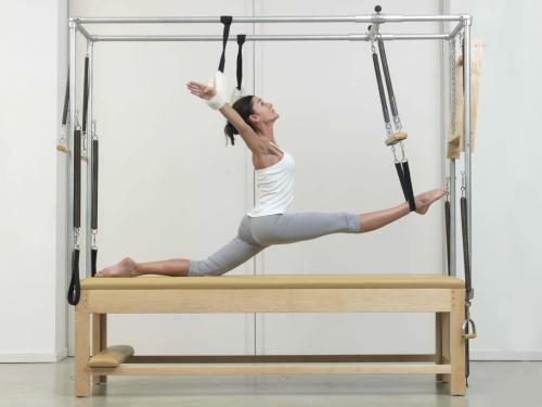 Ballet Stretch Kneeling