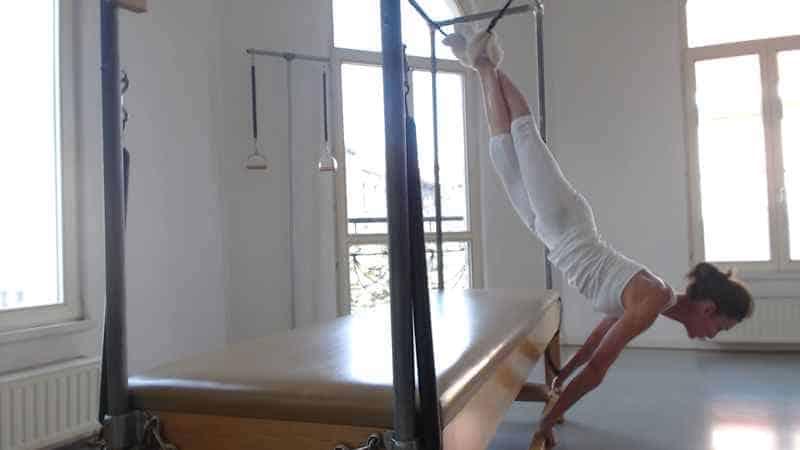 Pilates Trainer Advanced