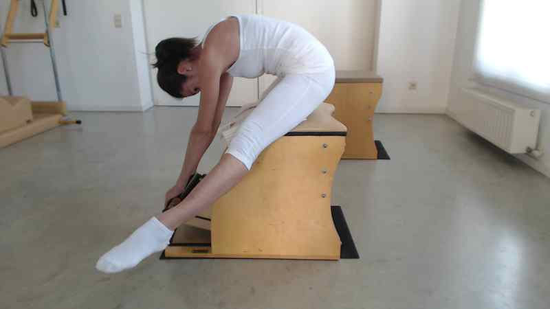 Pilates Trainer Intermediate