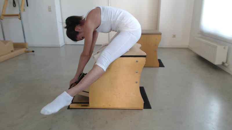 Pilates Trainer Intermediate