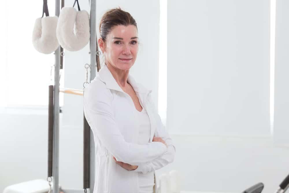 Anna Rubau Pilates trainer Antwerpen