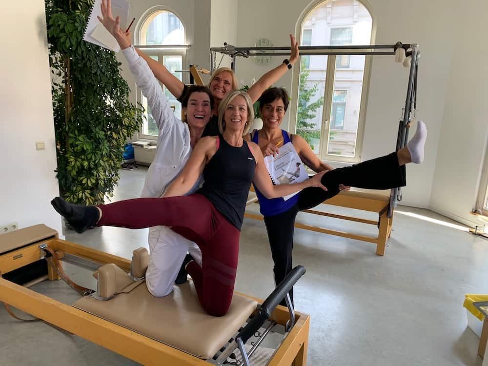 True-Pilates Training, deze opleiding is niet saai