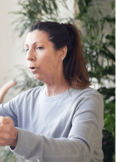 Viviana Hosel lerares lichamelijke opvoeding