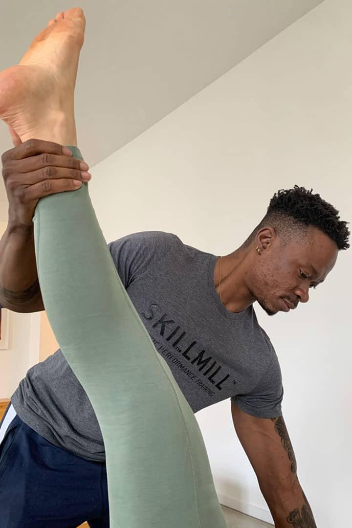 Tayo True pilates instructor