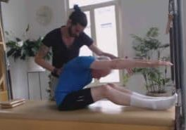 eeuwig jong met flexibele rug