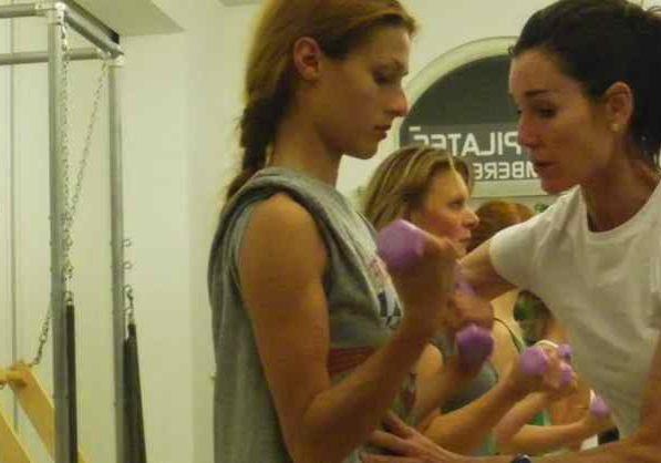 Pilates lessen voor vrouwen