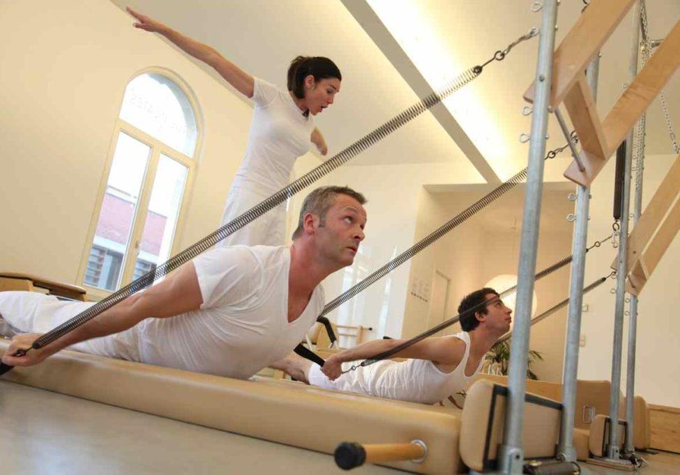 True Pilates voor mannen